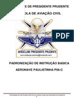 PROGRAMA DE INSTRUÇÃO PRATICA P56C