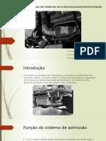 Diagnostico e reparação de sistemas de antipoluição