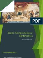 Brasil - Sentimentos e Compromissos