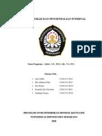 Makalah Kelompok 4 FIX - Sistem Informasi dan Pengendalian Internal.docx