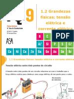 Grandezas físicas- tensão elétrica e corrente elétrica.pptx