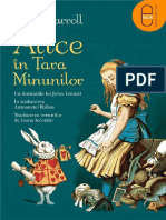 Lewis-Carroll Alice in Tara Minunilor