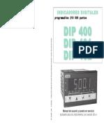 manual indicador de velocidad
