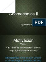 Geomecanica II - Clase 2