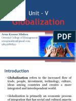 Globalization(U5)_AKM