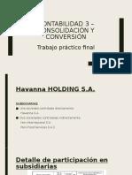 Contabilidad - Havanna