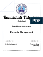 FM complete assignment-1