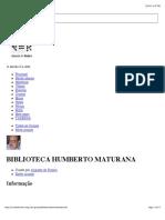 BIBLIOTECA HUMBERTO MATURANA - Escola de Redes.pdf