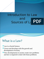 Concept of Law