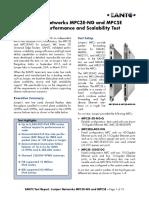 Juniper MPC3-5 Data Sheet