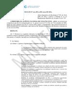 4 - Resolução - Res. 279 (alteração) e Emenda ao RBAC 153
