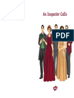 An Inspector Calls Developing Language Skills Activity Booklet