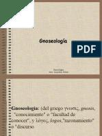 Sesión 1 Gnoseología