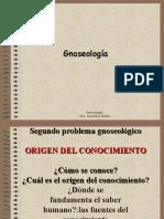 La gnoseología kantiana (apuntes)