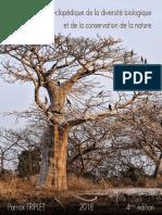 Dictionnaire Conservation 2018