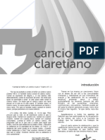 CANCIONERO CLARETIANO [2ªed'] Santiago