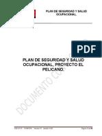 HSE-01-Pr Plan de Seguridad y Salud Ocupacional El Pelicano
