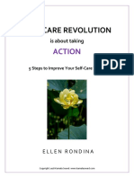 Self Care Actions