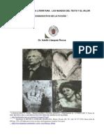 """""""DE LA FILOSOFÍA A LA LITERATURA"""";  LOS MUNDOS DEL TEXTO"""