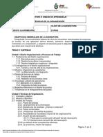 636 Tecnicas de Organización
