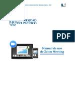 Manual de acceso y uso de Zoom (2)