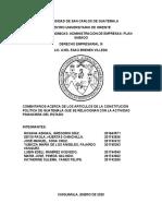 Relación de los articulos de la constitución con la actividad financiera del Estado.docx