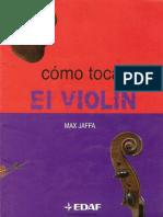 Como Tocar Violin - Max Jaffa.pdf