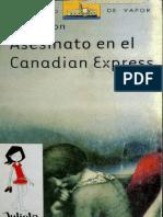 Asesinato en El Canadian Expres
