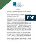 Capítulo Concejales Región de Aysén COVID-19