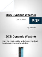 Dynamic Weather How To