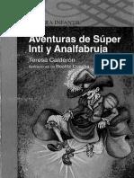 Aventuras de Super Imti y Analfabruja