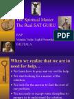The Spiritual Master
