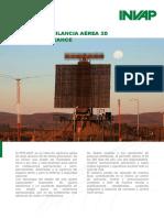 RPA-240T  radar de vigilancia aérea de largo alcance 3D