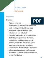 Juan Manuel Ávila Criado Branding Mi empresa
