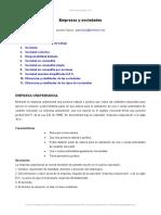 SOCIEDADES COLOMBIA