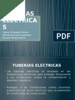 TUBERÍAS ELÉCTRICAS