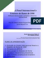 DIPU II - Tribunal Penal Internacional e Estatuto de Roma