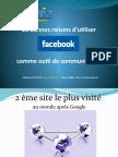 20 bonnes raisons d'utiliser Facebook