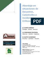 Di Nella y Yacachury (2018) - Abordaje Psicosocial en situaciones de desastres, catástrofes e incidentes críticos