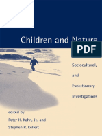 Peter H. Kahn, Stephen R. Kellert - Children and nature_ psychological, sociocultural, and evolutionary investigations-MIT Press (2002)