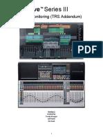 StudioLive Series III - Studio One Monitoring (TRS Addendum) V2.pdf