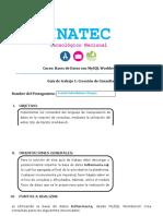 Guía trabajo1 UNIDAD II