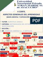 MAPA MENTAL Y EXPOSICION ESCRITA DE METODOLOGÍA DEL ESTUDIO Y DE LA INVESTIGACIÓN - ARNOLDO JIMENEZ.pptx