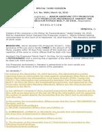 14. mary rose boto vs. vincent l. villenia, archimedes manabat