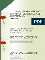 SISTEMAS DE ENFRIAMIENTO Y TRATAMIENTOS DE agua unidad dos.pptx