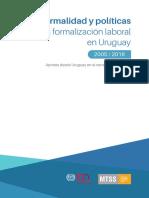 MTSS Formalización en Uruguay- Web