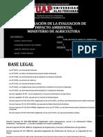 EXPOSICION FINAL - DIA - EVALUACION DE IMPACTO AMBIENTAL - MINISTERIO DE ENERGIA Y MINAS