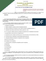 Decreto nº 5622 de 19 DE DEZEMBRO DE 2005.