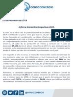Informe Economico Perspectivas 2020-CONSECOMERCIO