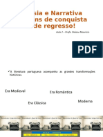 Aula 2 - Literatura Portuguesa